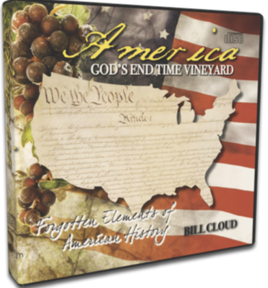God's Endtime Vineyard: Discovery of America
