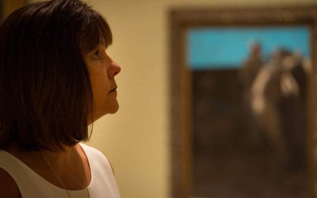 Karen Pence Under Attack For Teaching Art