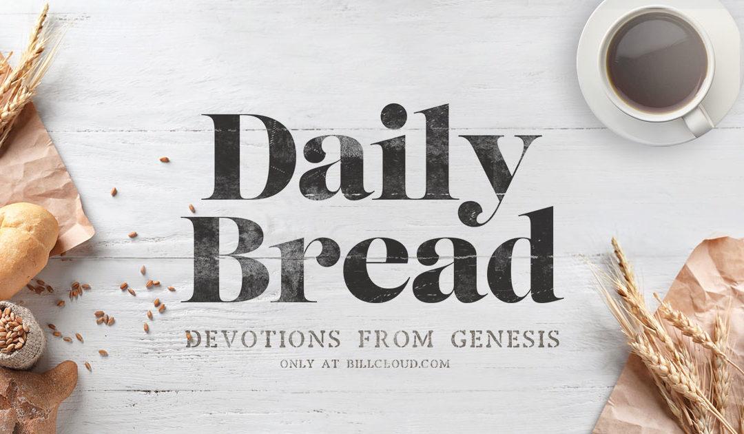Daily Bread — Friday, October 15, 2021